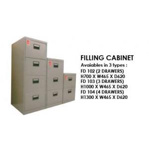 """Alt=""""Filling Cabinet Daiko"""""""